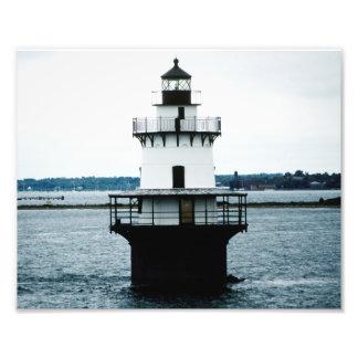 Hog Island Shoal Lighthouse Photograph