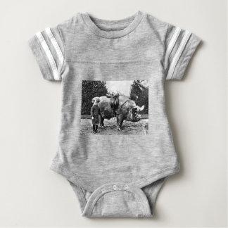 Hog Rider Baby Bodysuit