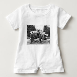 Hog Rider Baby Romper