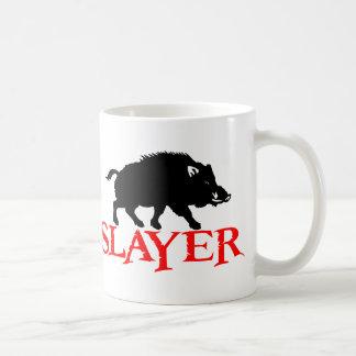 HOG SLAYER COFFEE MUG