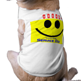 Hogan - Smiling Helper Service Dog Shirt
