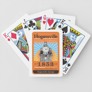 Hogansville Coffee Playing Cards (1853)