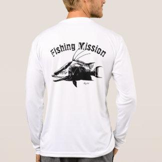 Hogfish Fishing Mission Shirt