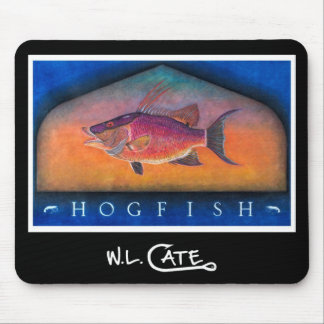 Hogfish Mouse Pads