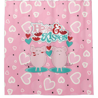 Hogs And Kisses Sweet Hearts Valentine