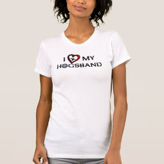 HOGSBAND A-10  Hog Wife T-Shirt