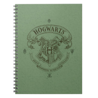 HOGWARTS™ Banner Crest Note Book