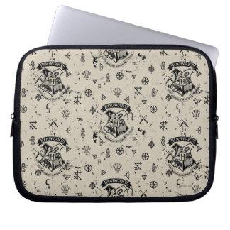 HOGWARTS™ Beige Pattern Laptop Sleeve