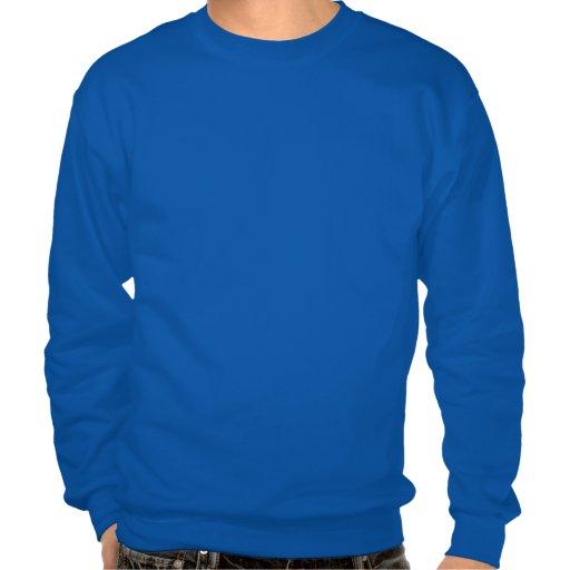 Hogwarts Crest Blue Pullover Sweatshirt
