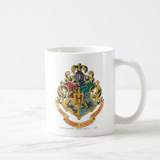 Hogwarts Crest Full Color Coffee Mugs