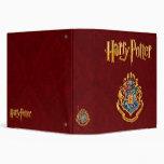 Hogwarts Crest Full Colour 3 Ring Binders