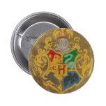 Hogwarts Crest HPE6 2 Inch Round Button