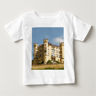 Hohenschwangau Castle Germany Tourist Gifts Baby T-Shirt