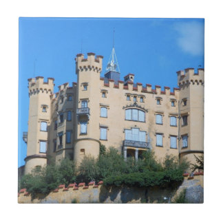Hohenschwangau Castle or Schloss Hohenschwangau Tile