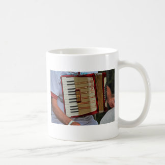 Hohner Accordion Coffee Mug