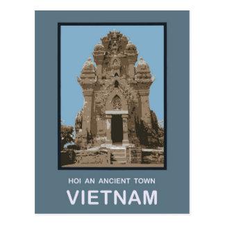 Hoi An Ancient Town Vietnam Postcard