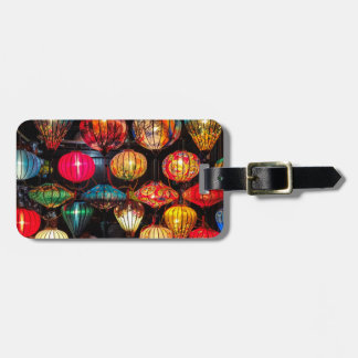 Hoi An Lantern Luggage Tag