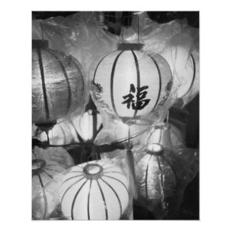 Hoi An Vietnam, Lanterns Poster
