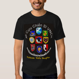 hoicuuchiensivnchnamflorida, Vietnam Vet's Daug... T-shirt