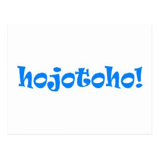 Hojotoho! Postcard