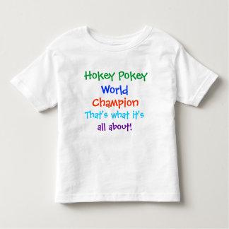 Hokey Pokey World Champion T-Shirt