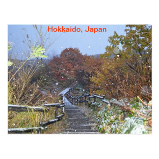 Hokkaido Japan Postcard