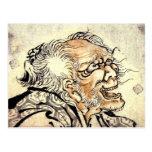 Hokusai Art painting Postcards