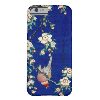 Hokusai Bullfinch on a Weeping Cherry Branch Barely There iPhone 6 Case