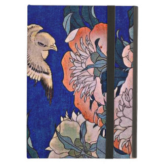 Hokusai: Canary and Peony iPad Air Case