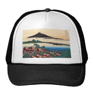 Hokusai Dawn at Isawa Mesh Hats