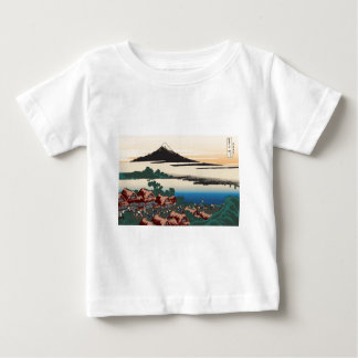 Hokusai Dawn at Isawa T Shirt