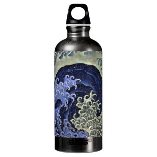 Hokusai Feminine Wave