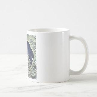 Hokusai Feminine Wave Mug