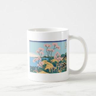 Hokusai Gotenyama Hill Coffee Mug