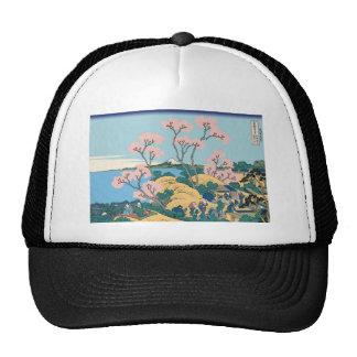 Hokusai Gotenyama Hill Trucker Hats
