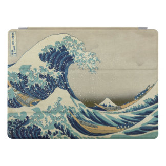 Hokusai Great Wave off Kanagawa GalleryHD Fine Art iPad Pro Cover