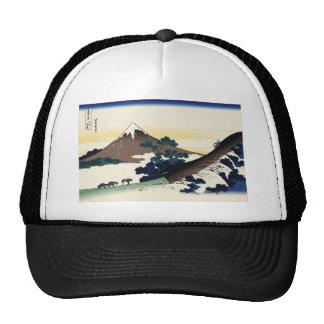 Hokusai Inume Pass Koshu Hat
