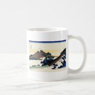 Hokusai Inume Pass Koshu Mugs