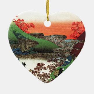 Hokusai - Japanese Art - Japan Ceramic Ornament