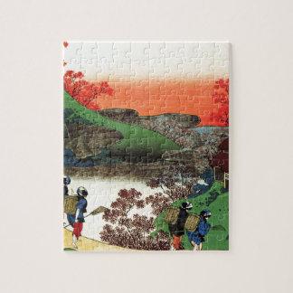 Hokusai - Japanese Art - Japan Jigsaw Puzzle