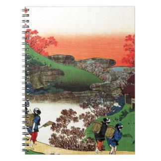 Hokusai - Japanese Art - Japan Notebooks