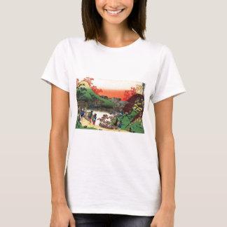 Hokusai - Japanese Art - Japan T-Shirt