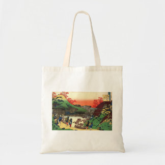 Hokusai - Japanese Art - Japan Tote Bag