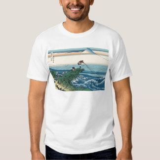 Hokusai Kajikazawa in Kai Province T Shirt