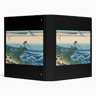 Hokusai Kajikazawa in Kai Province Vinyl Binders