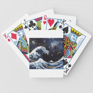 Hokusai & LH95 Bicycle Playing Cards
