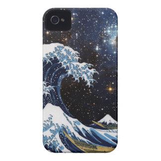 Hokusai & LH95 Case-Mate iPhone 4 Case