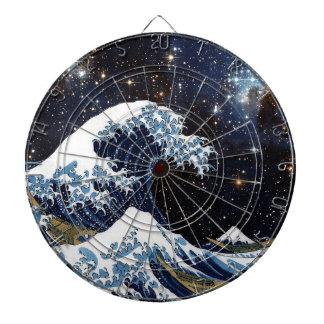 Hokusai & LH95 Dartboard