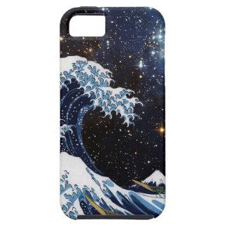 Hokusai & LH95 iPhone 5 Covers