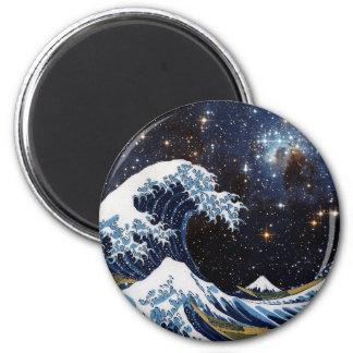 Hokusai & LH95 Magnet